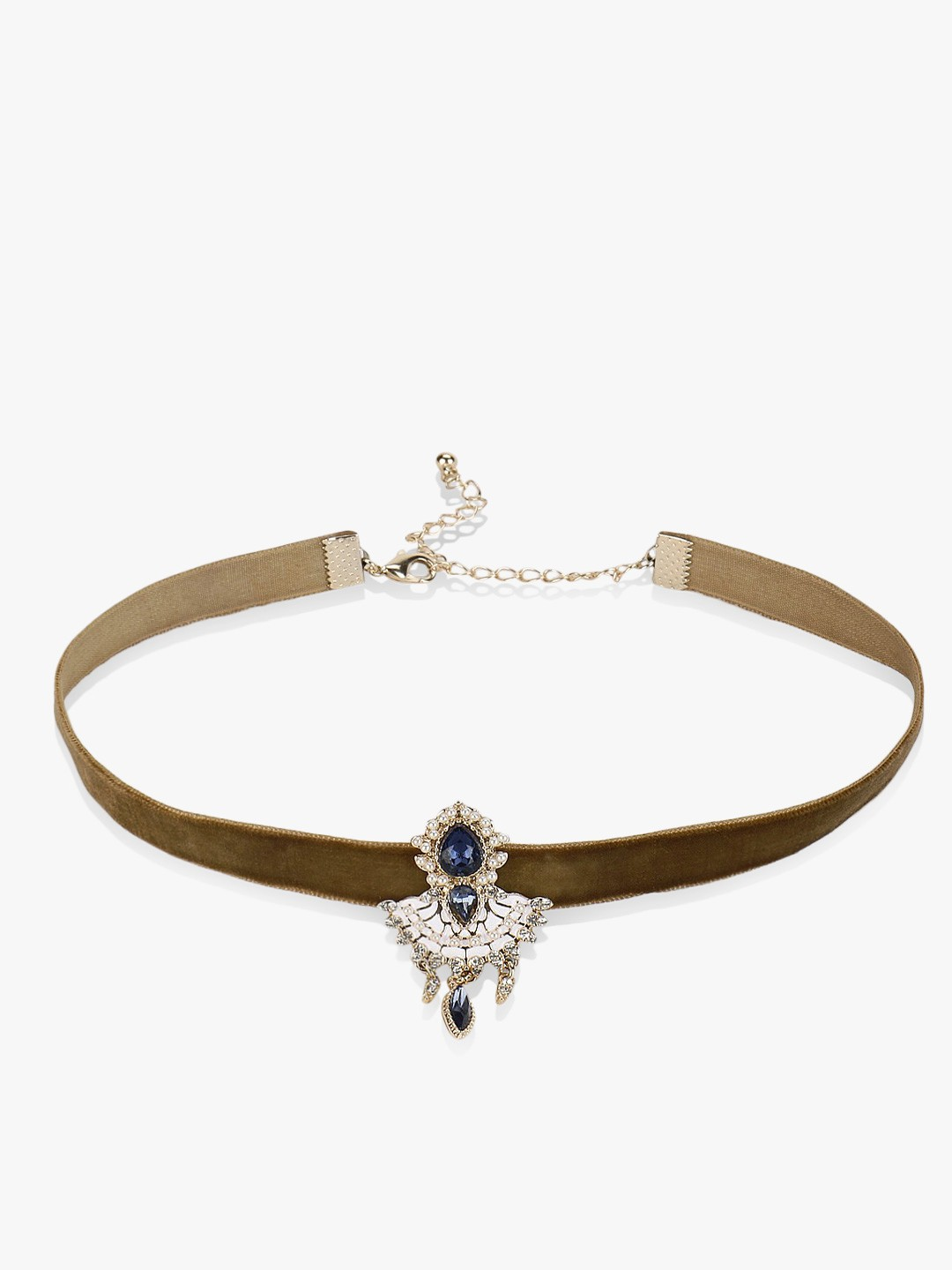 KOOVS Multi Choker Necklace 1