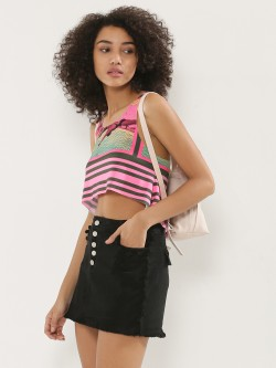 MASABA X KOOVS Swim Girl Cropped Vest