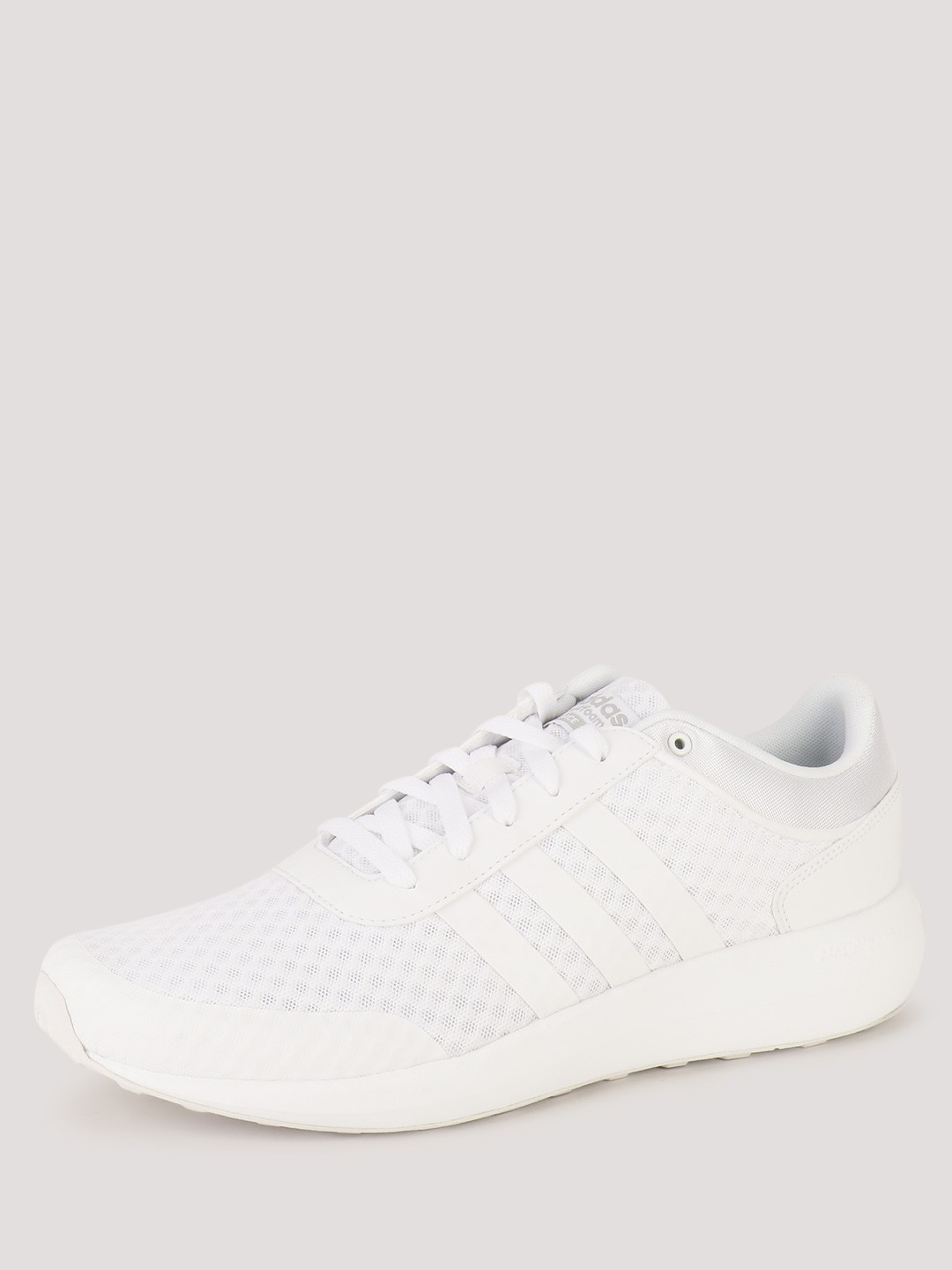 Neo White Navy Red Adidas: Buy Honeycomb Pattern Trainers With Cloudfoam Technology