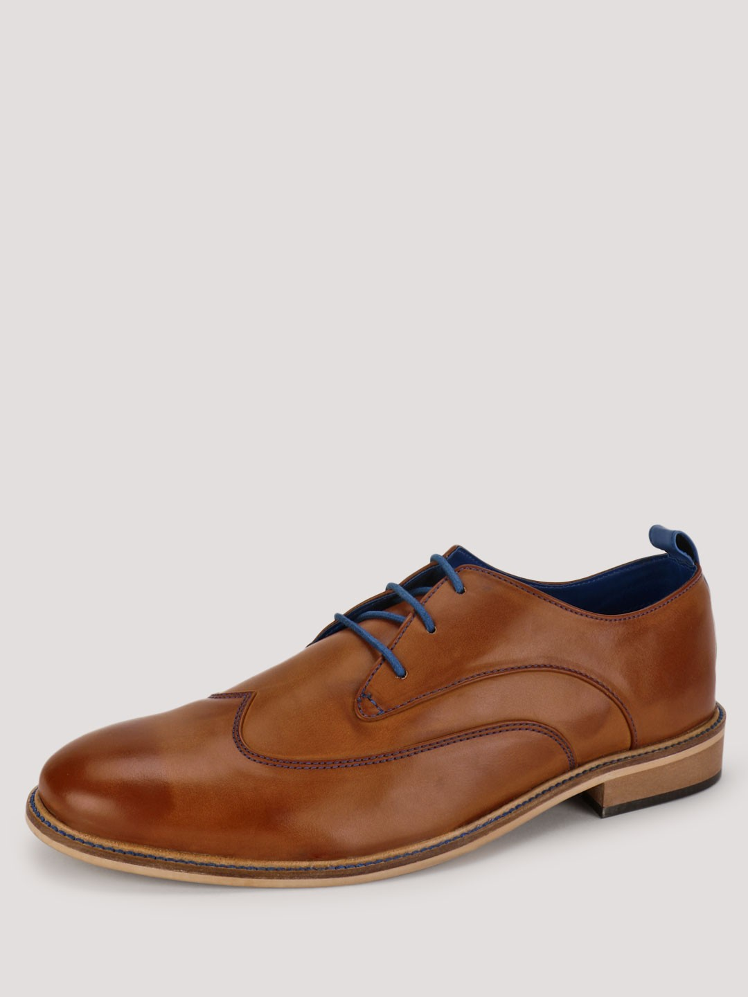 Brown Formal Lace Up Shoes India