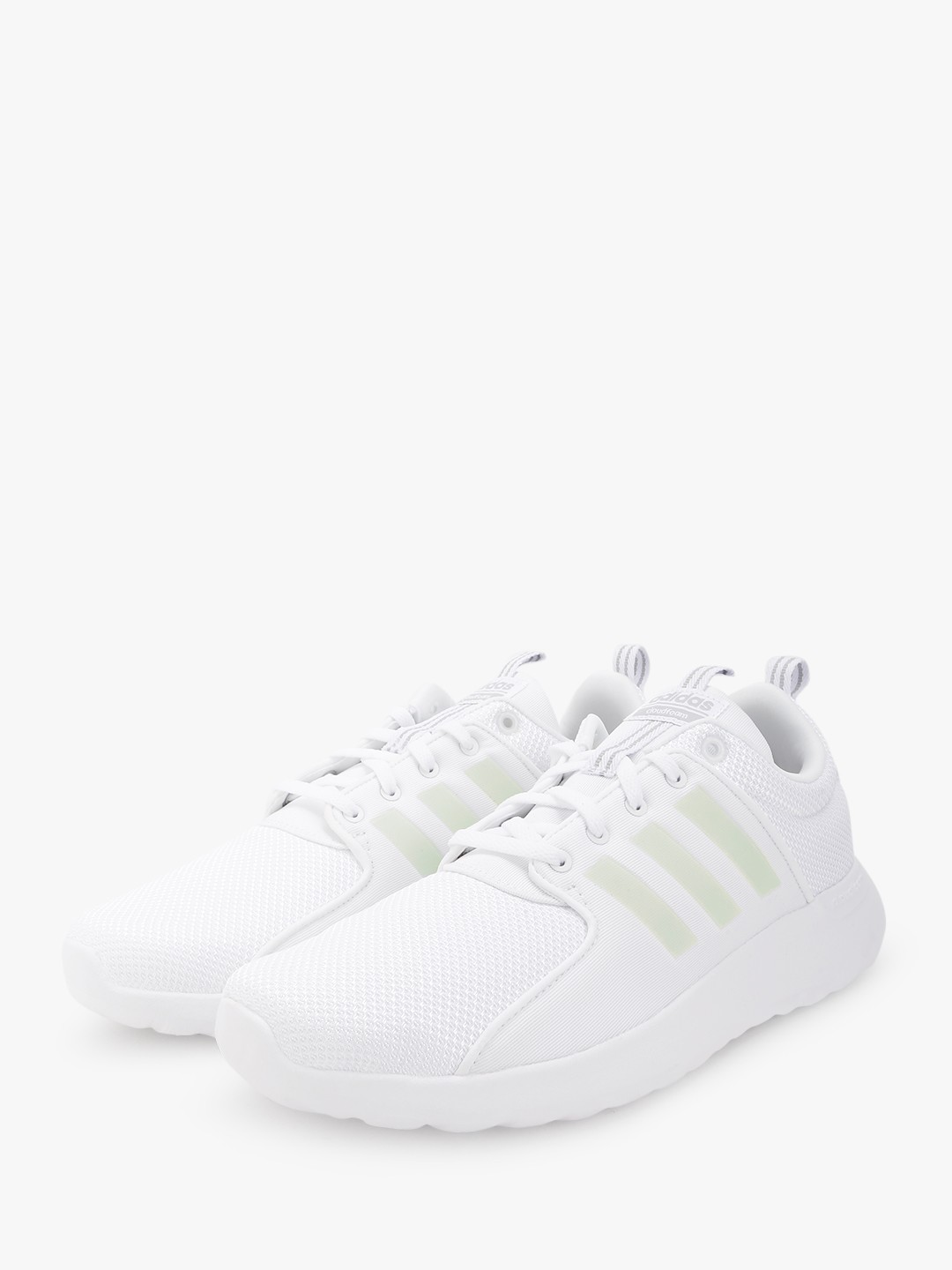 Neo White Navy Red Adidas: Buy Adidas Neo White Cloud Foam Lite Racer Trainers For