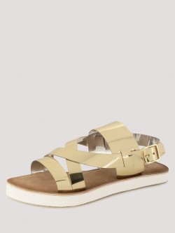 Zebba Multi Cross Strap Sandals