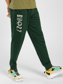 Being Human Logo Side Print Joggers