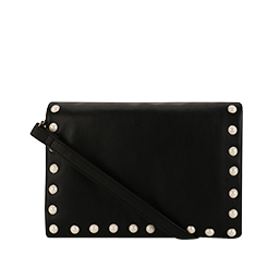 EMBELLISHED SLING BAG