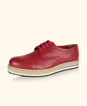 IN BROGUES