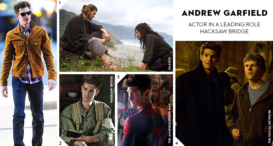 The Oscars Race: Andrew Garfield