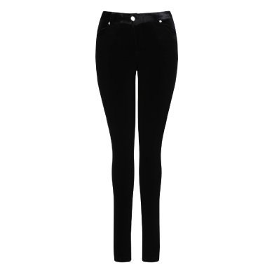 Shop Brave Soul Velvet Jeggings