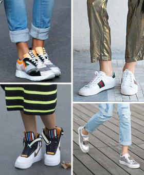 STATEMENT TRAINERS