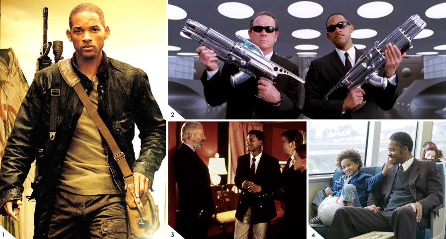 Will Smith: Movies