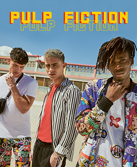 NEW: PULP FICTION