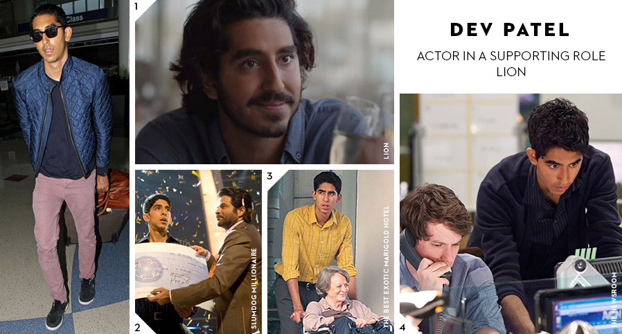 The Oscars Race: Dev Patel