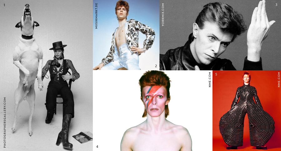 Style Icon David Bowie