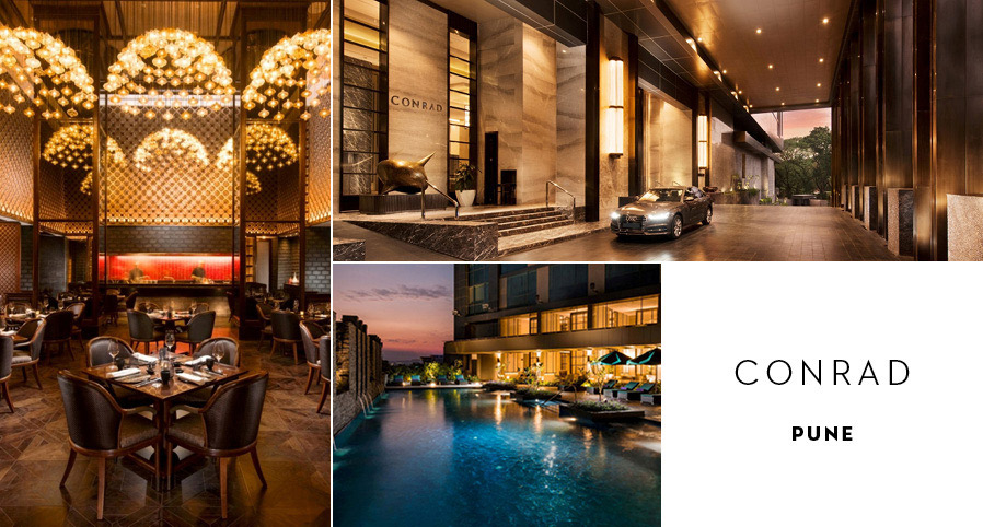 Check In: Conrad Pune