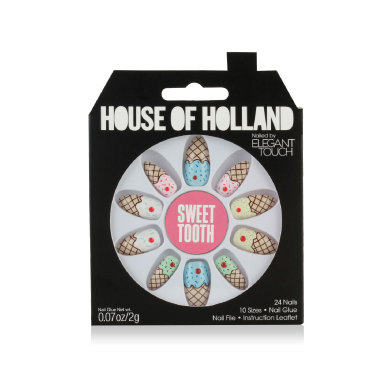 House of Holland Sweet Tooth Nails