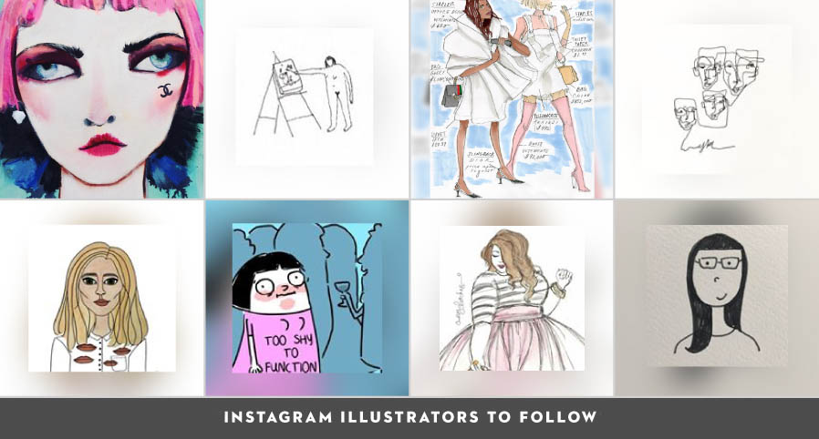 Insta Illustrators