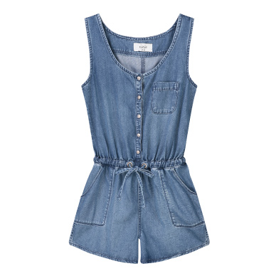 NEW LOOK Denim Playsuit