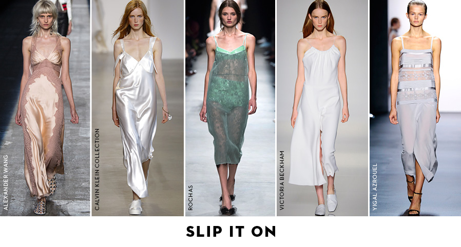 SS16 TREND REPORT