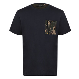Camo Zip Pocket T-Shirt