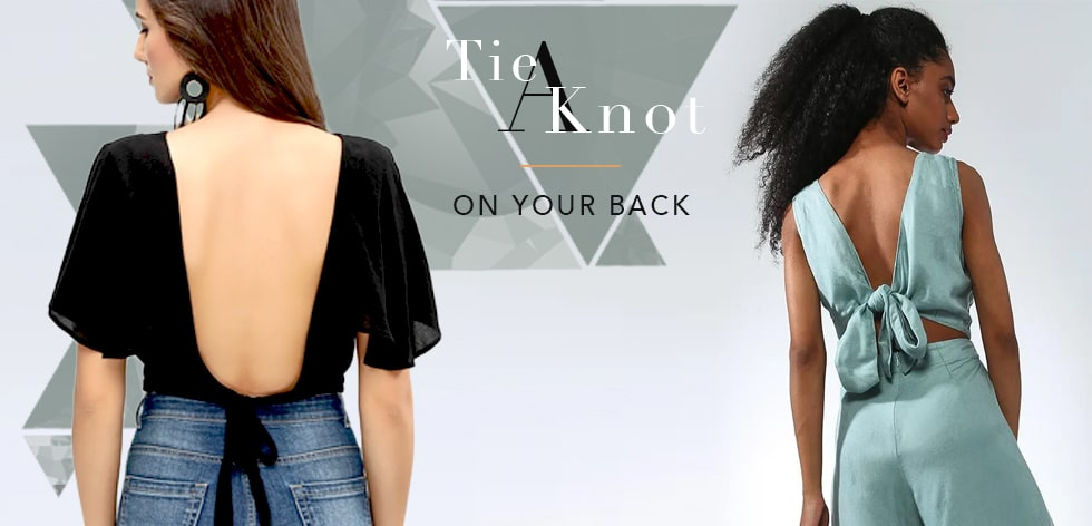 Tie A Knot on your back