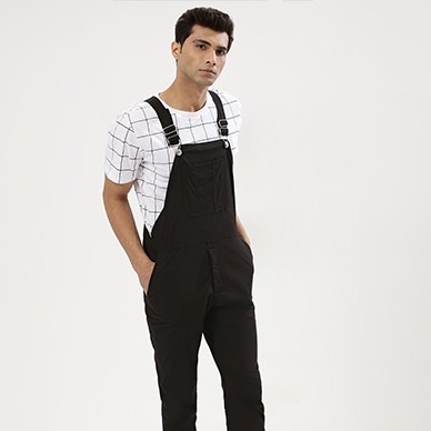 NOBLE FAITH DUNGAREES