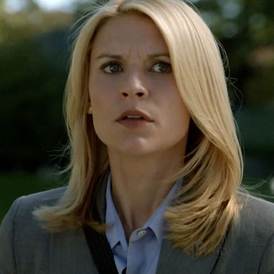 Carrie Mathison: Homeland