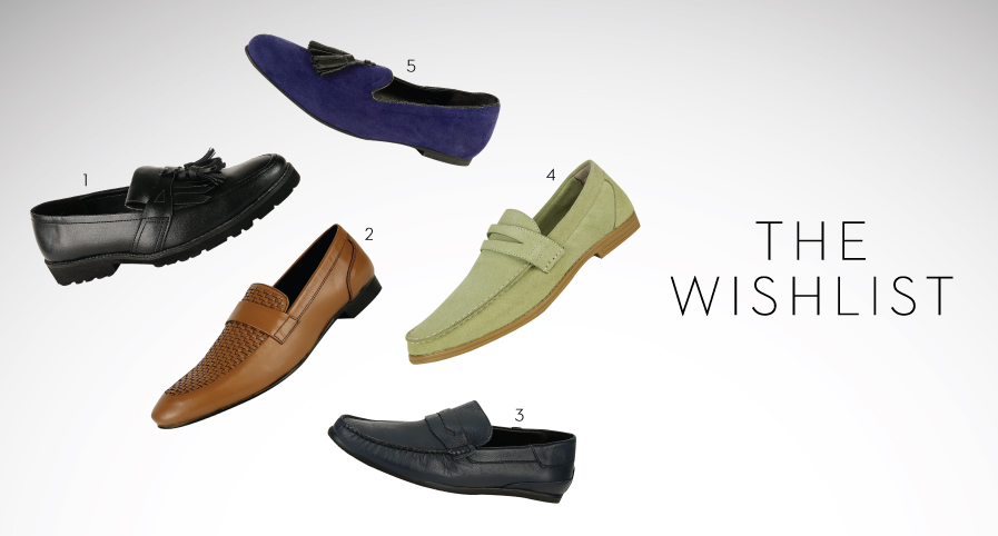 Loafers Wishlist