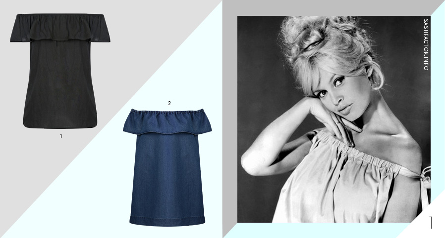 4d074c9ac3eff2 Koovs Collection Inspired by Brigitte Bardot
