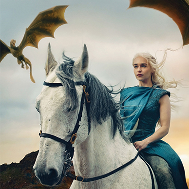Daenerys Targaryen: Game Of Thrones