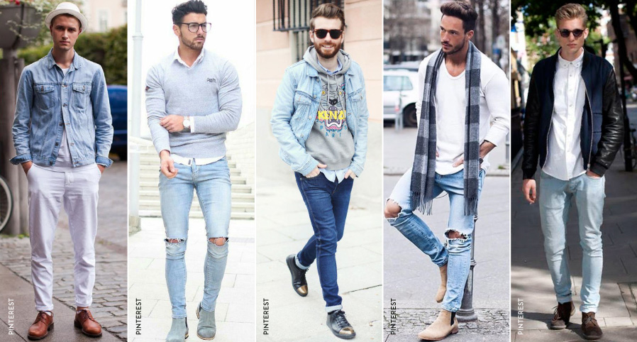 Ice Blue Denim