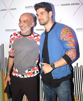 MANISH ARORA PARTY