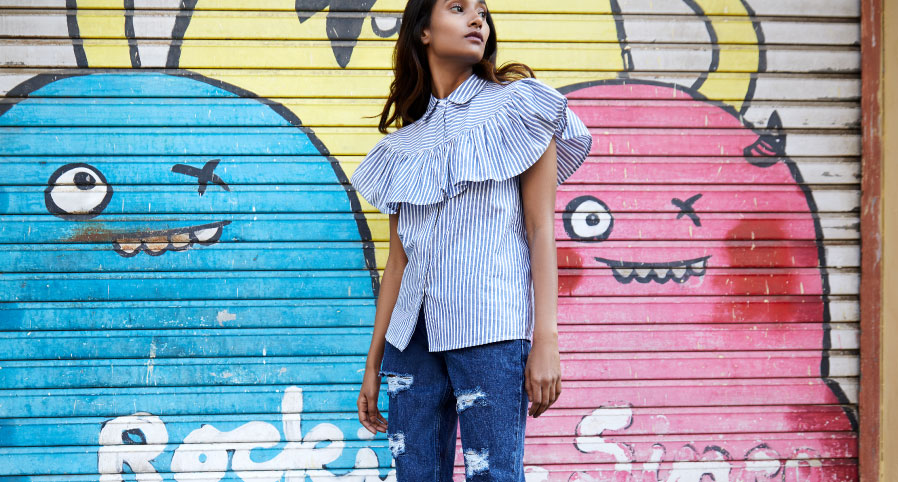 Shirting Stripes KOOVS