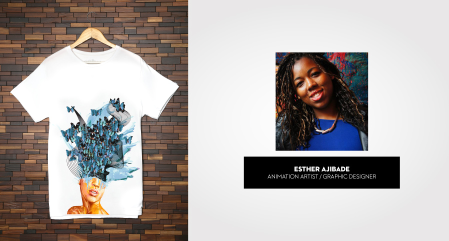 Shop Esther Ajibade Print