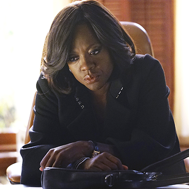 Annalise Keating: How to Get Away with Murder
