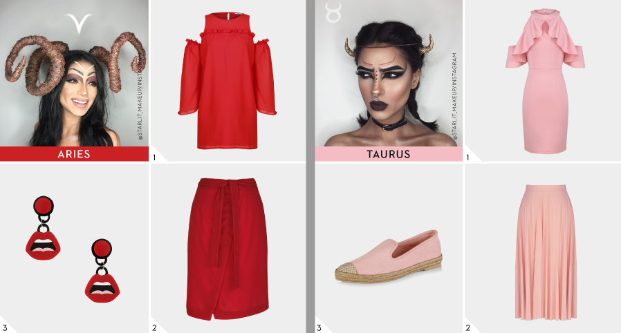 Outfit Colors Based On Zodiac Signs For Women Koovs