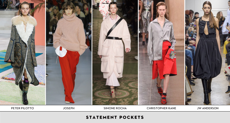 STATEMENT POCKETS