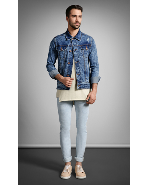 The New Double Denim