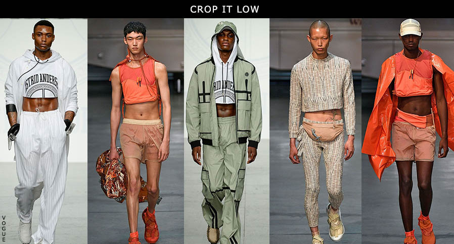 CROP IT LOW