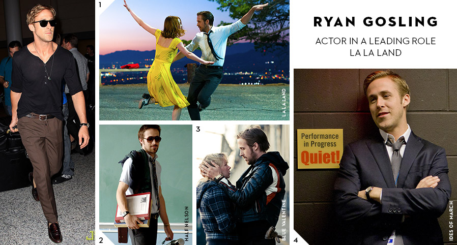 The Oscars Race: Ryan Gosling