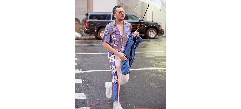 Men Trends at NYFW 2020