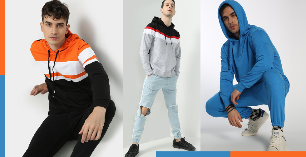 Hoodies with Joggers