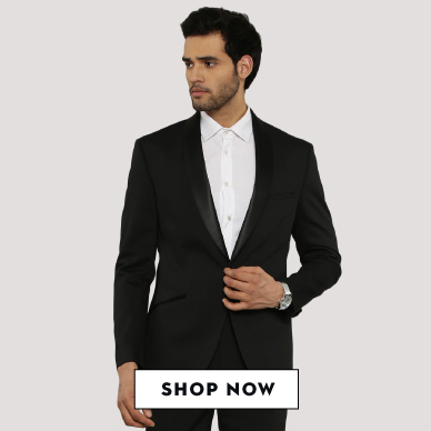 Shop Bolt Of The Good Stuff Tuxedo Jacket