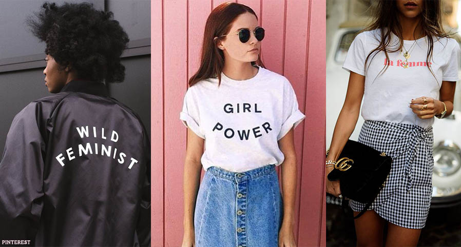 girl power fashion
