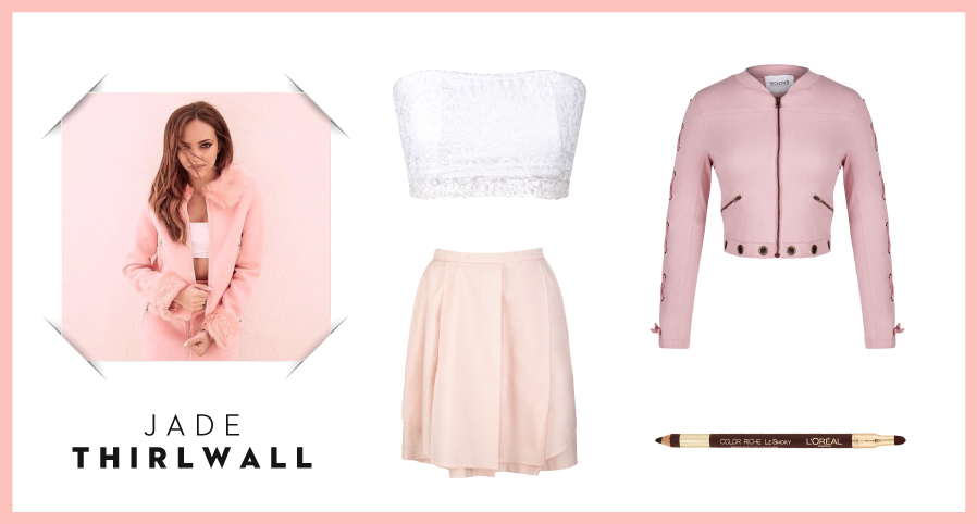 Get The Look: Jade