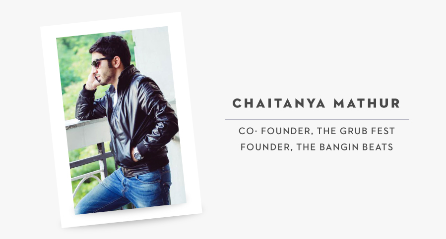 Chaitanya Mathur
