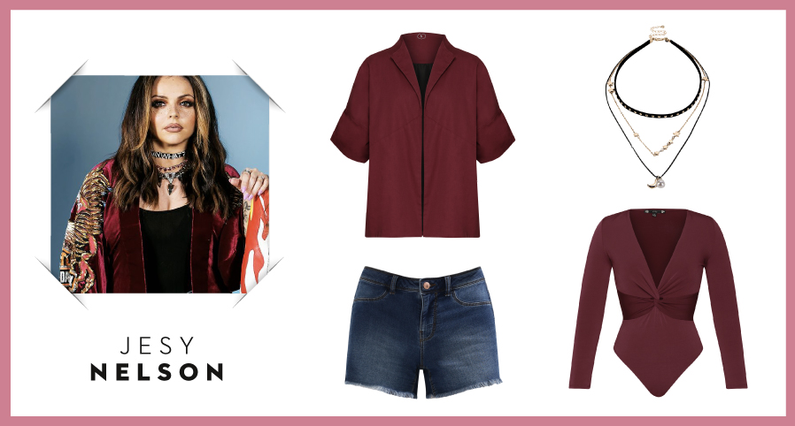 Get The Look: Jesy