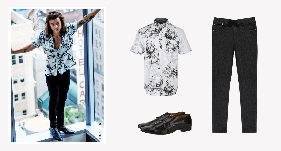 GET THE LOOK: HARRY