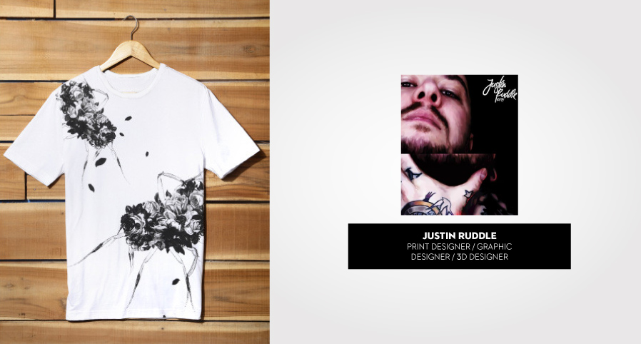 Shop Justin Ruddle Print
