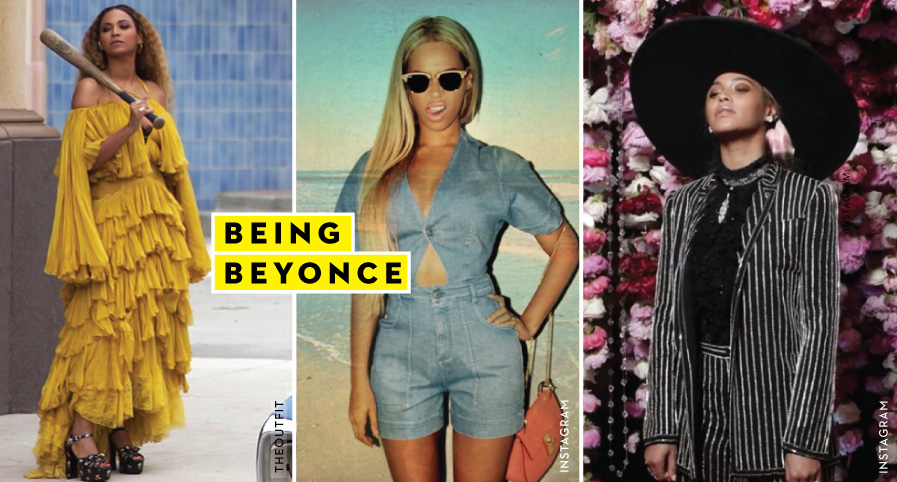 Being Beyonce