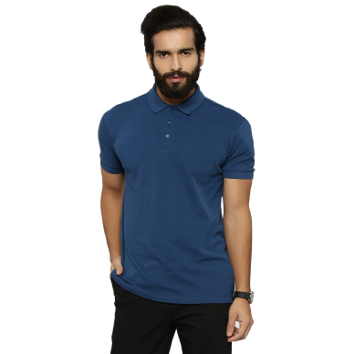 Shop KOOVS Polo Shirt
