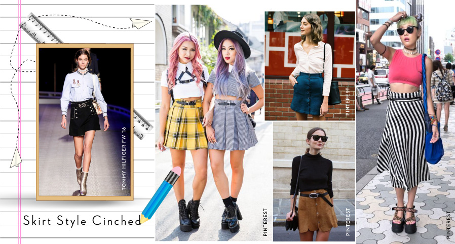 Shop Back To School Skirts